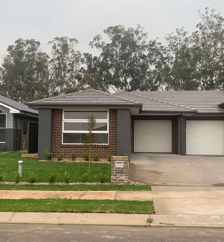 Main view of Homely semidetached listing, Unit 2/(Lot 3362) 9 Howard Loop, Oran Park, NSW 2570
