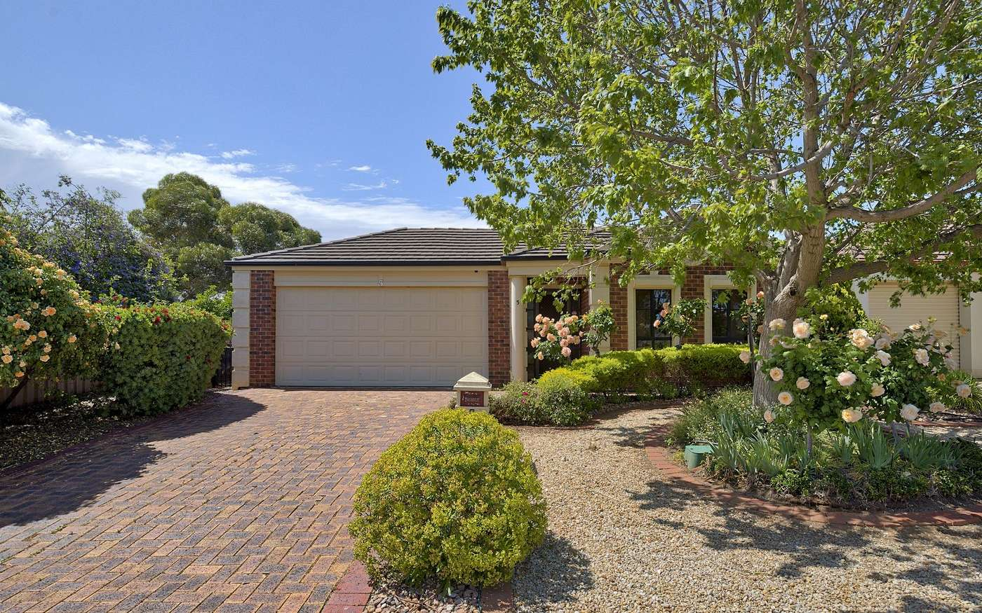Main view of Homely house listing, 5 Fatchen Close, Evanston Park, SA 5116