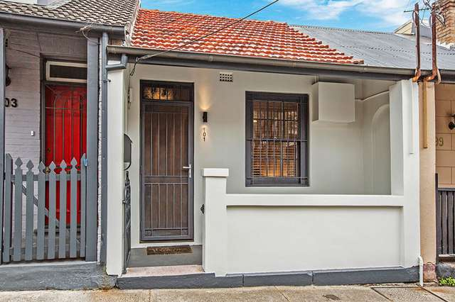 101 Probert Street, Newtown NSW 2042