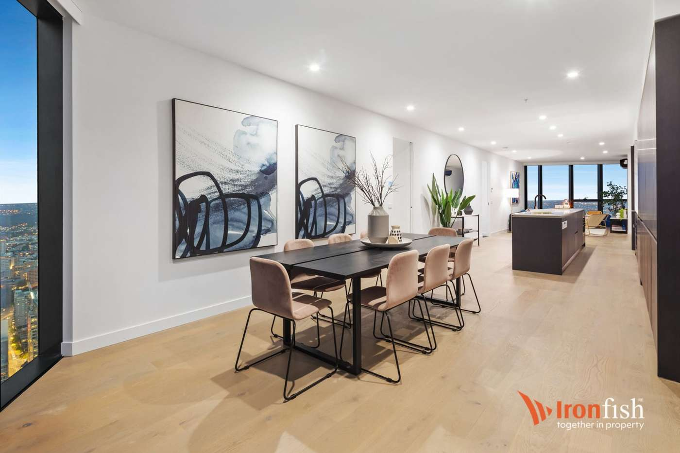Main view of Homely apartment listing, 7106/224 La Trobe Street, Melbourne, VIC 3000