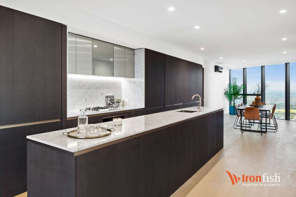 Second view of Homely apartment listing, 7106/224 La Trobe Street, Melbourne VIC 3000