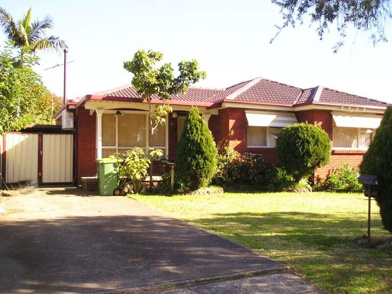 Main view of Homely house listing, 2 Amelia Crescent, Canley Heights, NSW 2166