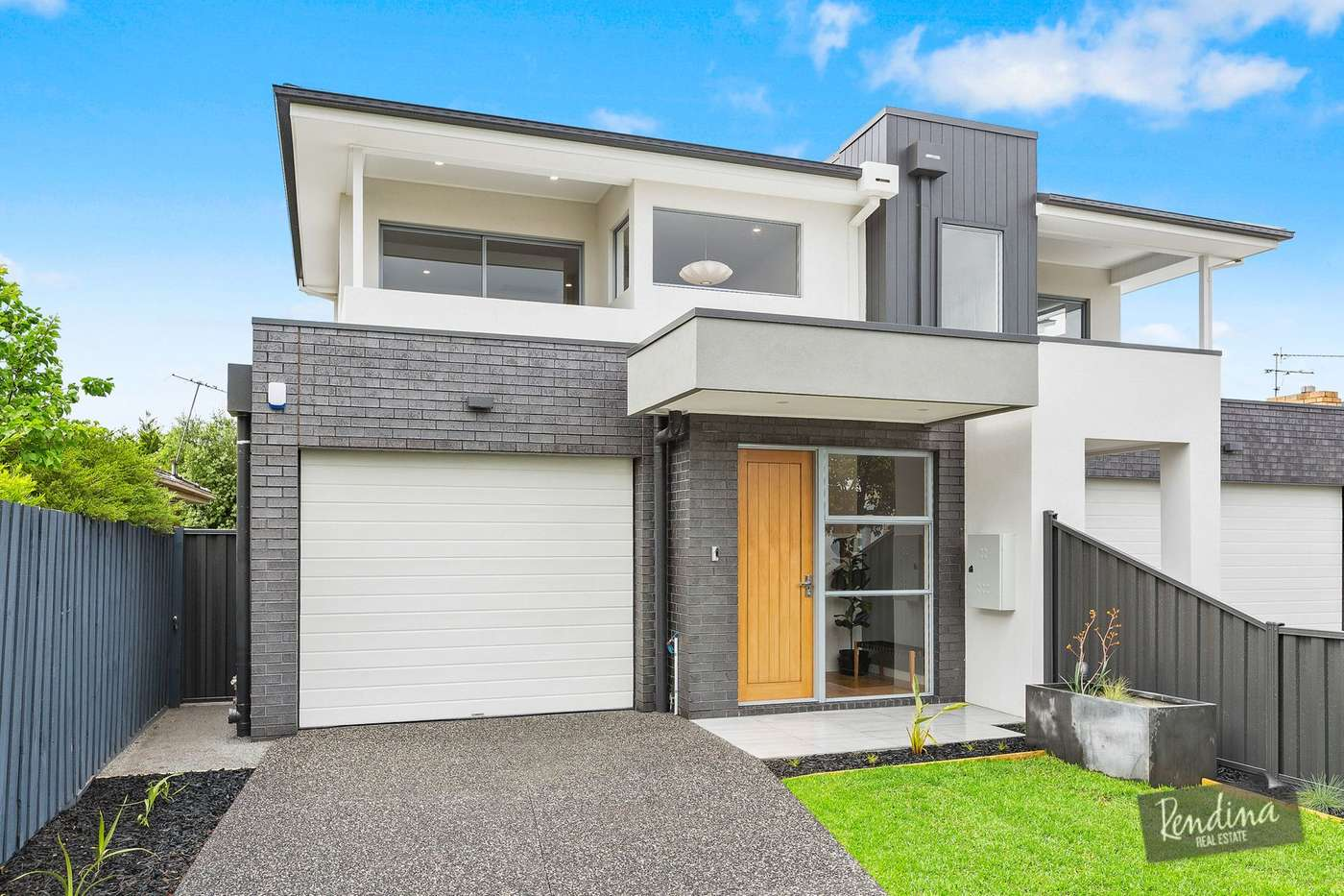 Main view of Homely townhouse listing, 22A Macey Avenue, Avondale Heights, VIC 3034
