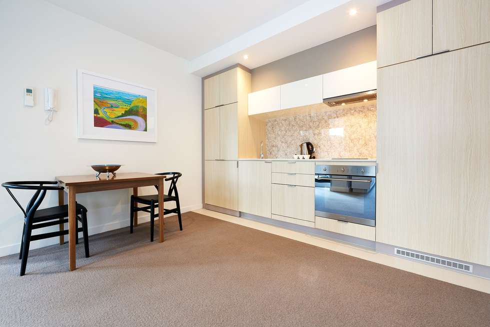 Third view of Homely apartment listing, 1504/133 City Road, Southbank VIC 3006
