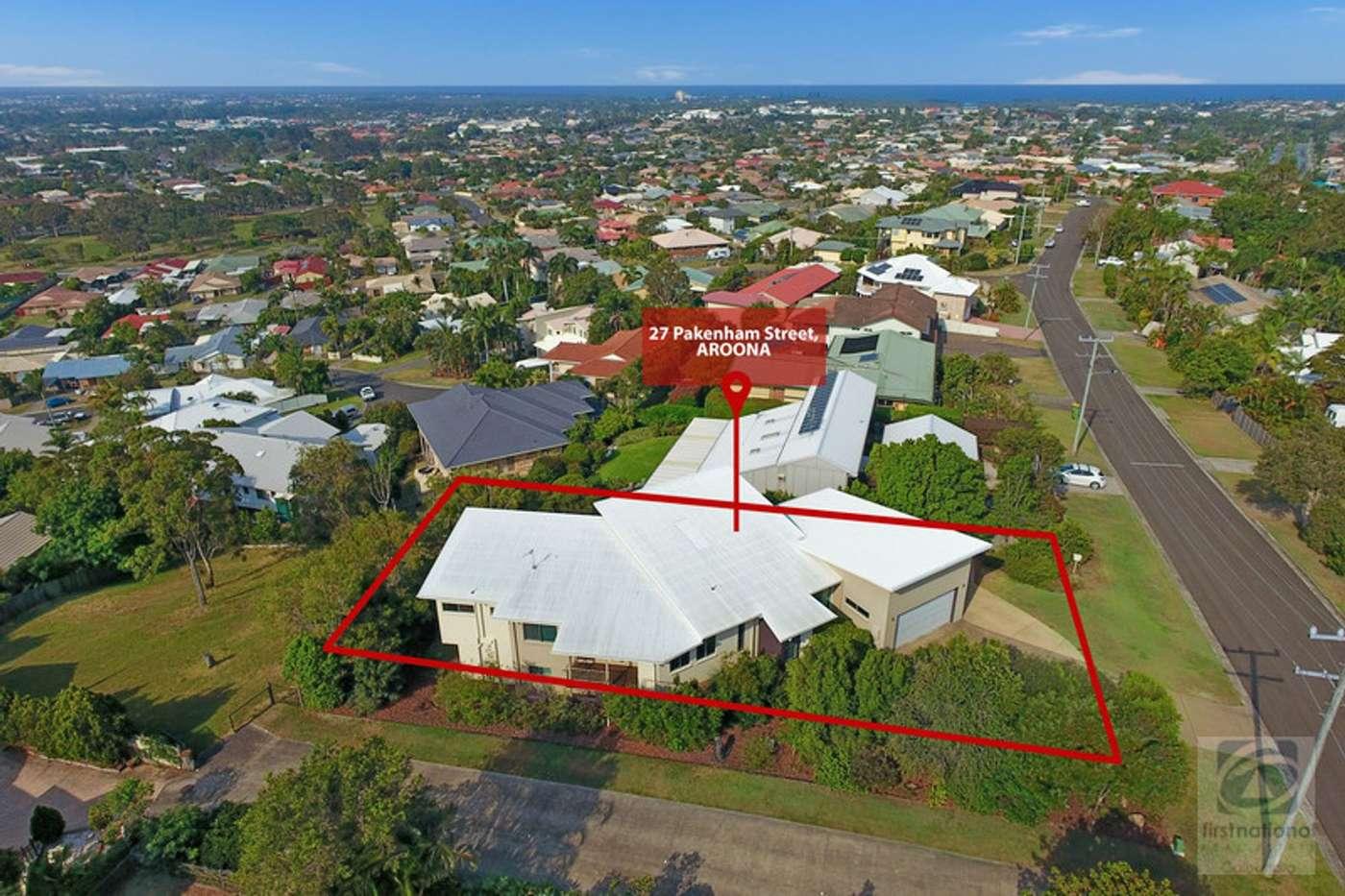 Main view of Homely house listing, 27 Pakenham Street, Aroona, QLD 4551