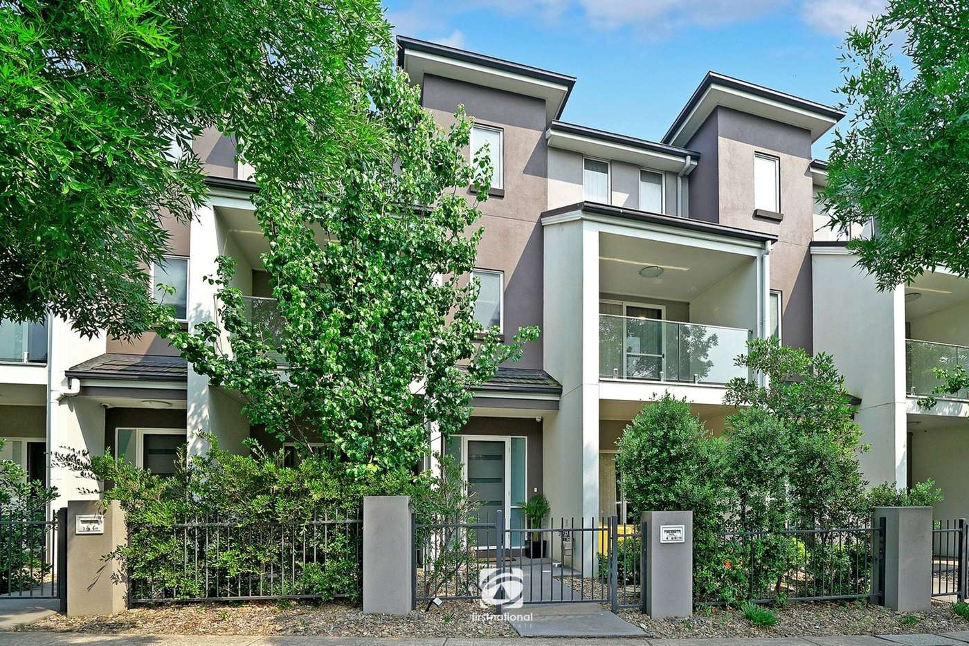 Main view of Homely townhouse listing, 4/6-11 Parkside Crescent, Campbelltown NSW 2560