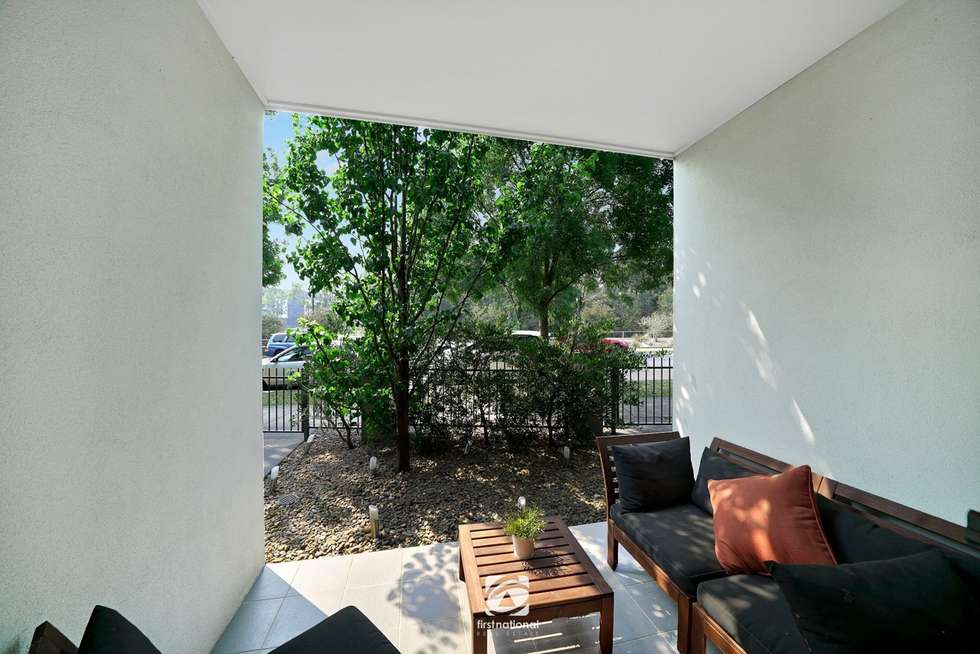 Second view of Homely townhouse listing, 4/6-11 Parkside Crescent, Campbelltown NSW 2560
