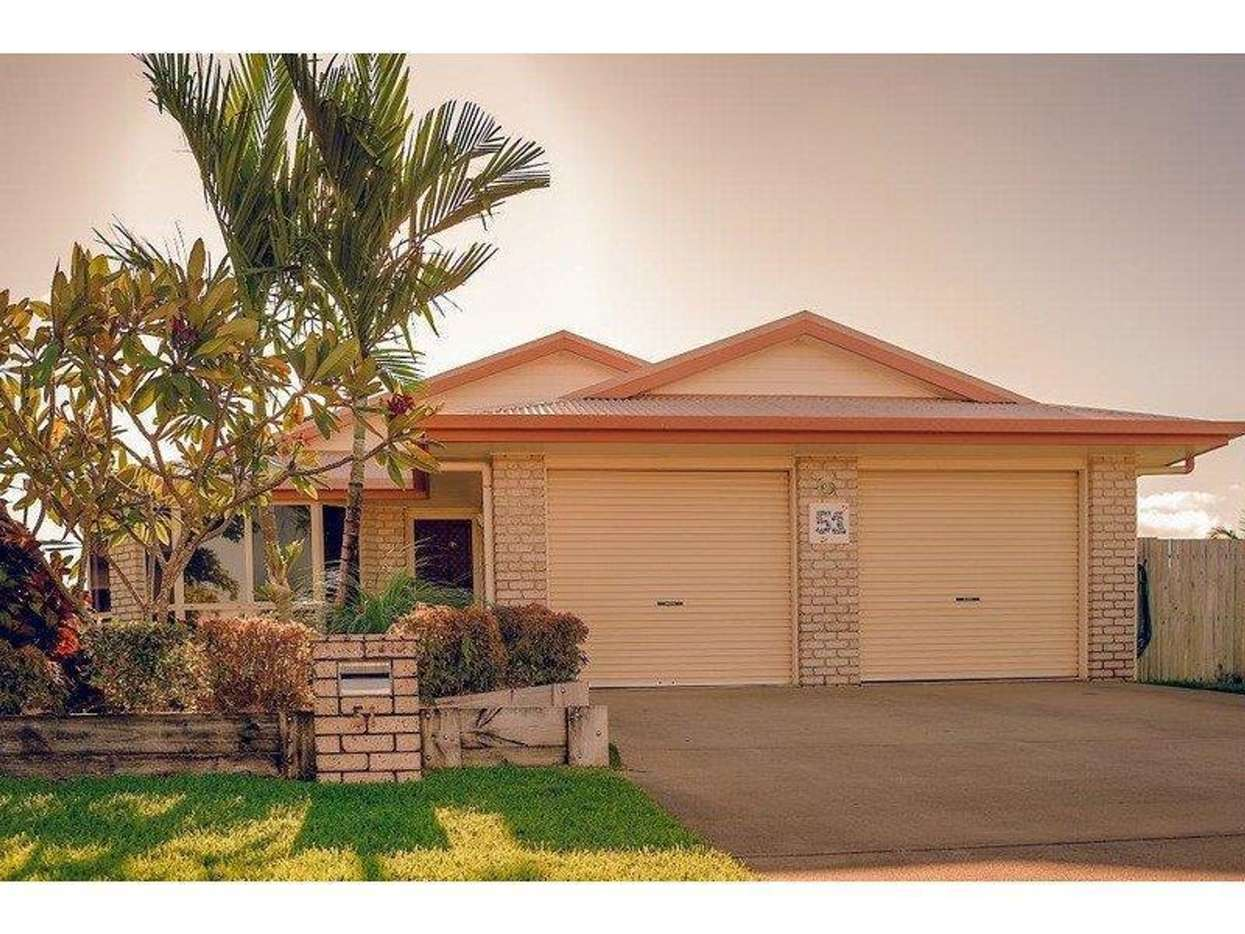 Main view of Homely house listing, 51 Marine Parade, Bucasia, QLD 4750