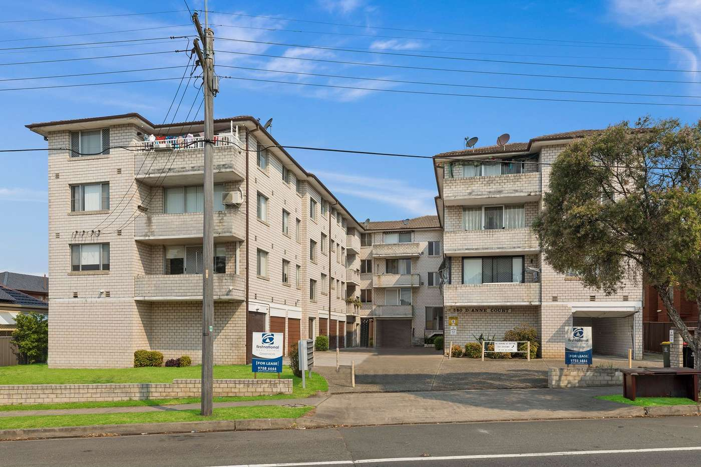 Main view of Homely apartment listing, 9/580 Punchbowl Road, Lakemba, NSW 2195