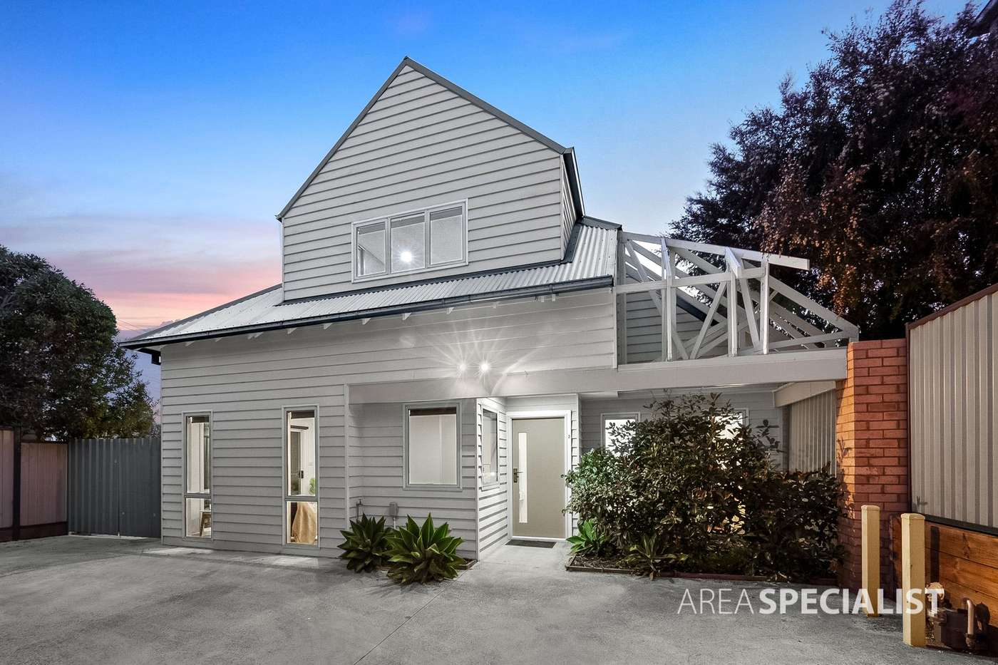Main view of Homely townhouse listing, 2/379 Reynard Street, Pascoe Vale South, VIC 3044