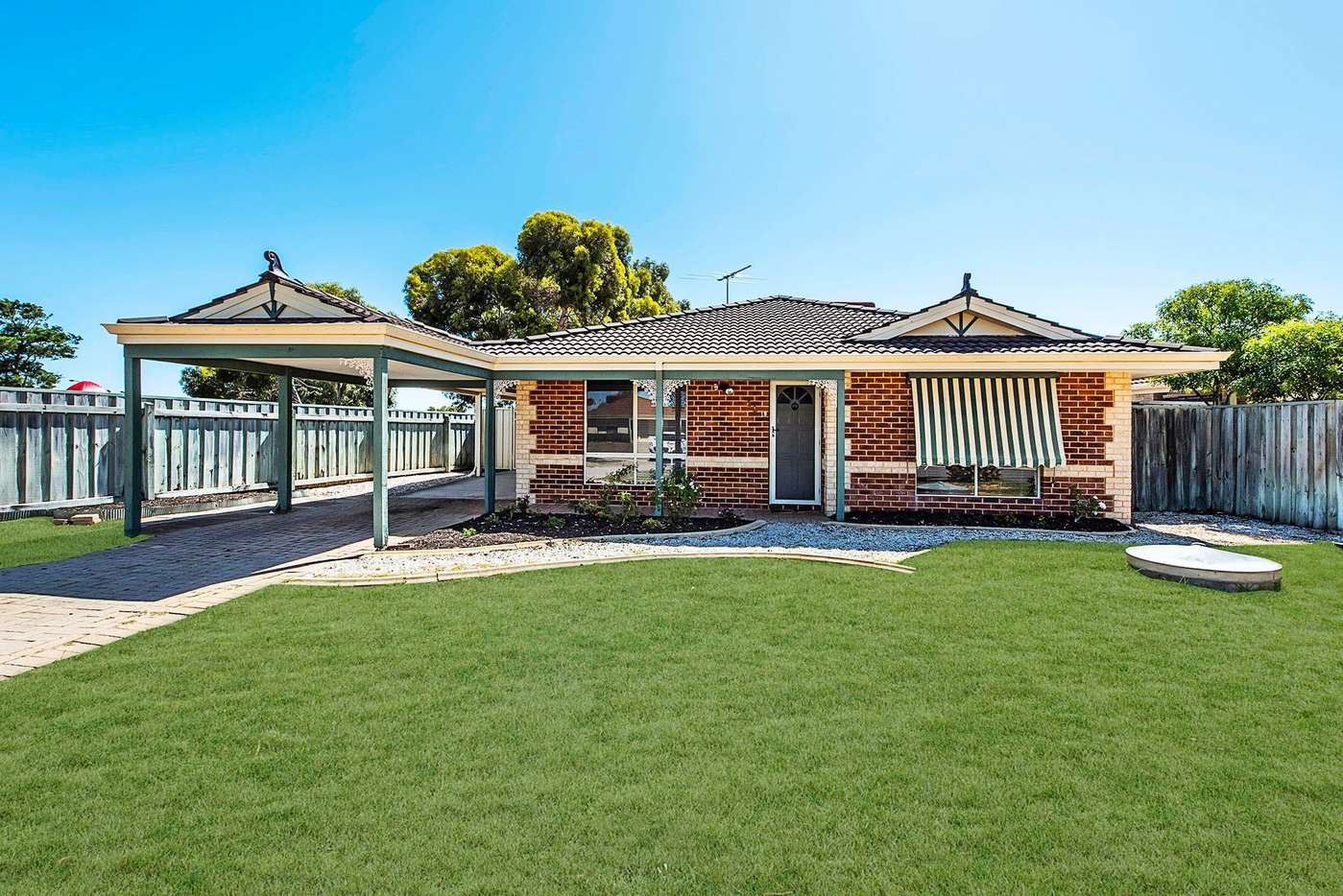 Main view of Homely house listing, 22 Silver Grove, Warnbro, WA 6169