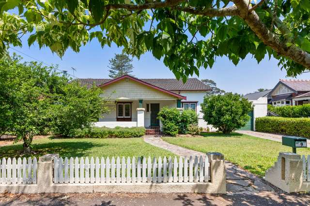 9 Duntroon Avenue, Roseville NSW 2069