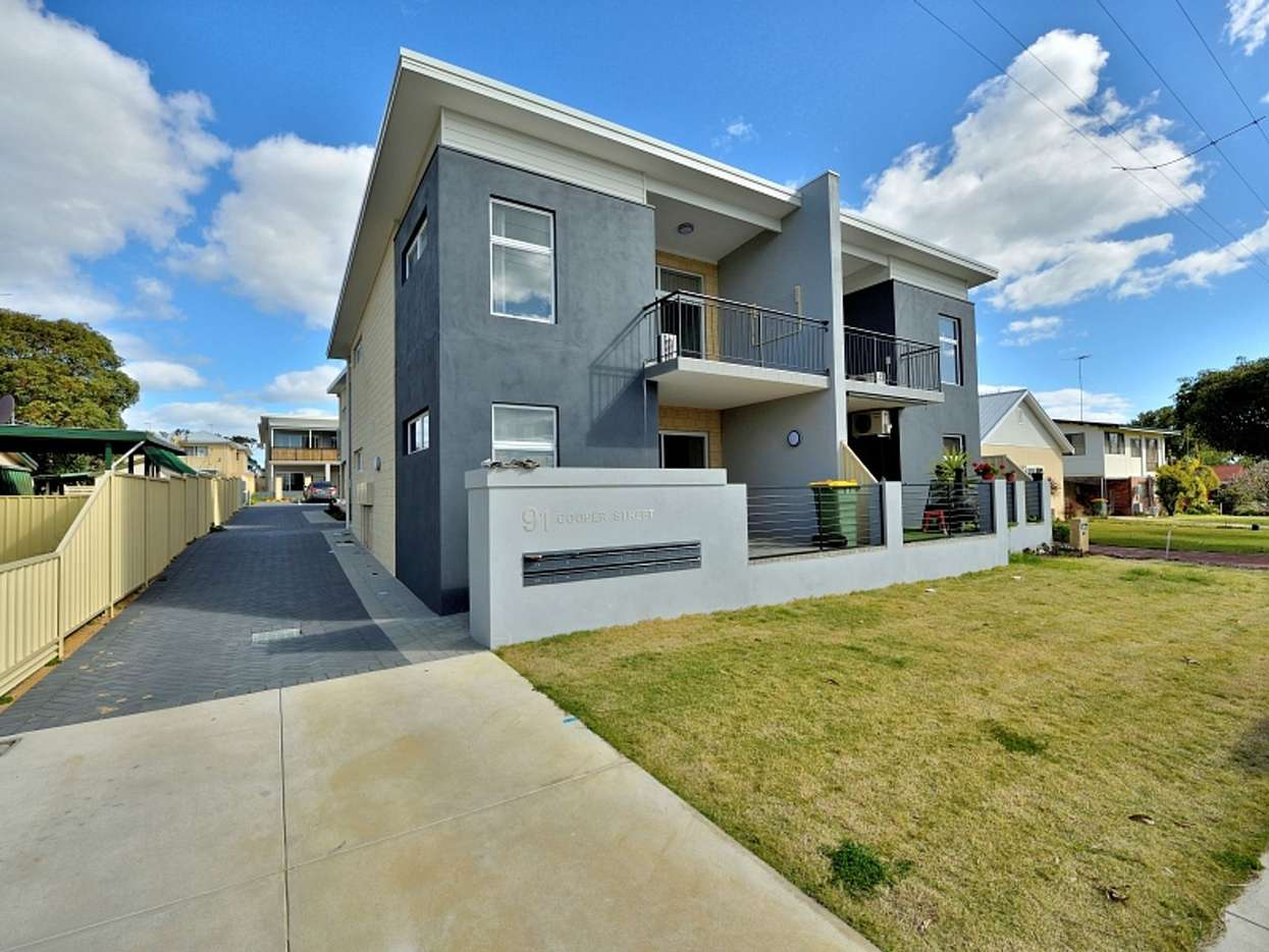 Main view of Homely apartment listing, 11/91 Cooper Street, Mandurah, WA 6210