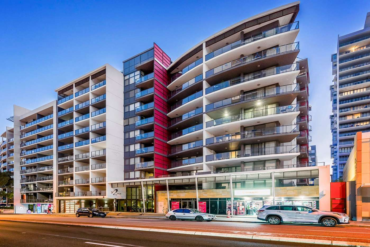 Main view of Homely apartment listing, 171/143 Adelaide Terrace, East Perth, WA 6004