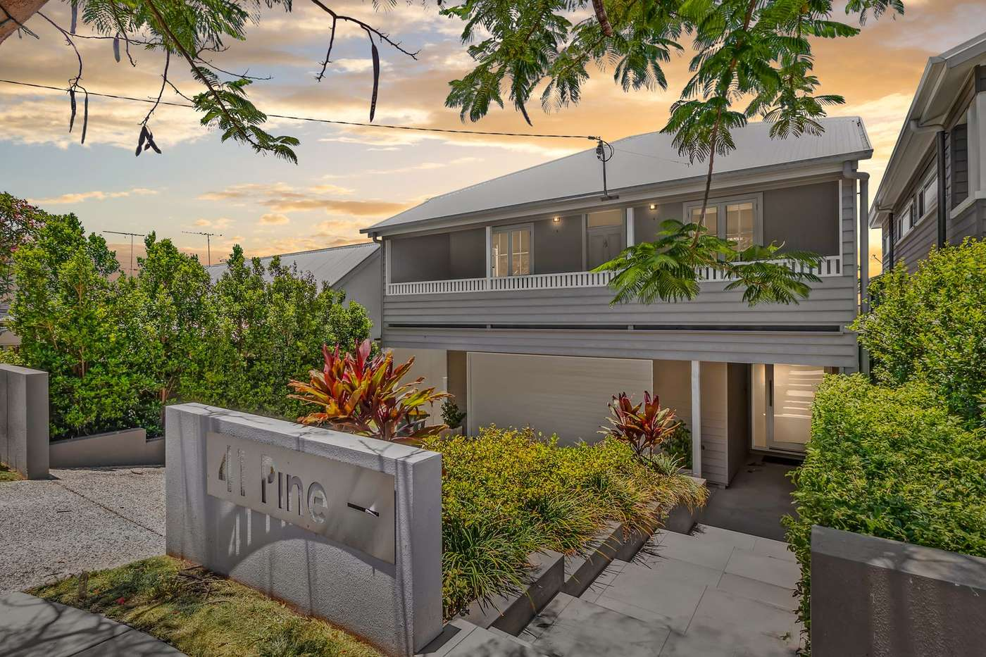 Main view of Homely house listing, 41 Pine Street, Bulimba, QLD 4171