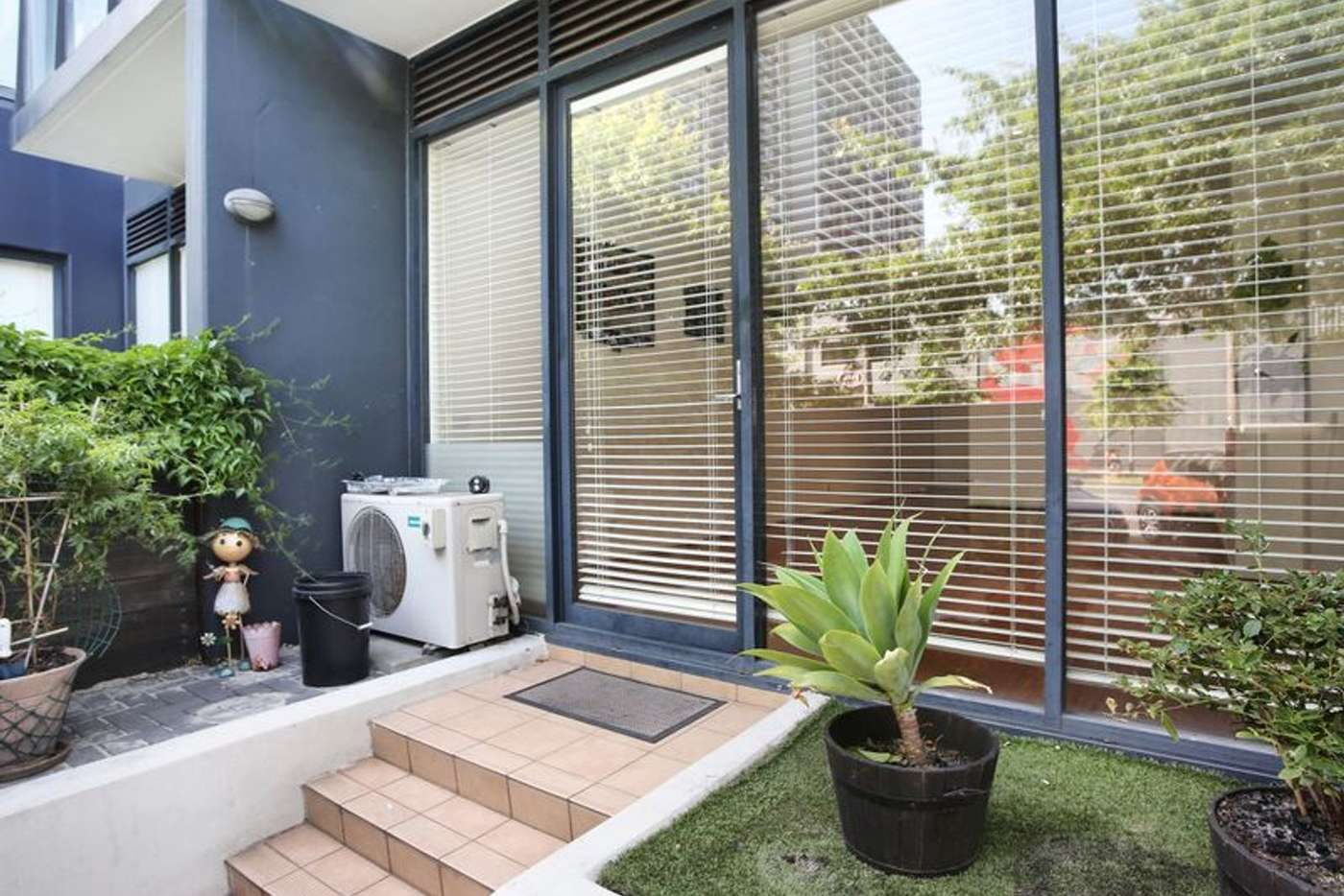 Seventh view of Homely apartment listing, 6/148 Wells Street, South Melbourne VIC 3205