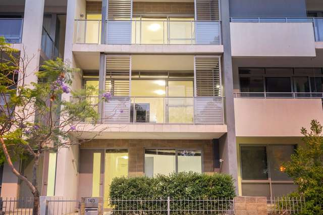 14/3 Hay Street, East Perth WA 6004