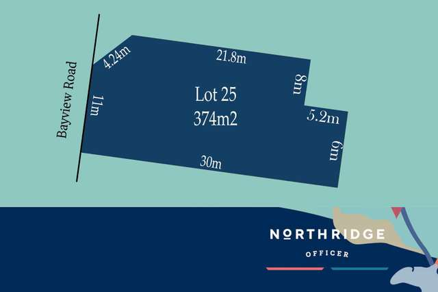Lot 25/124 Bayview Road, Officer VIC 3809