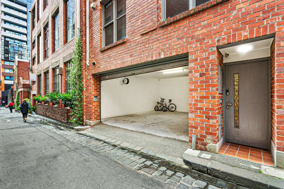 Second view of Homely house listing, 23 Guildford Lane, Melbourne VIC 3000