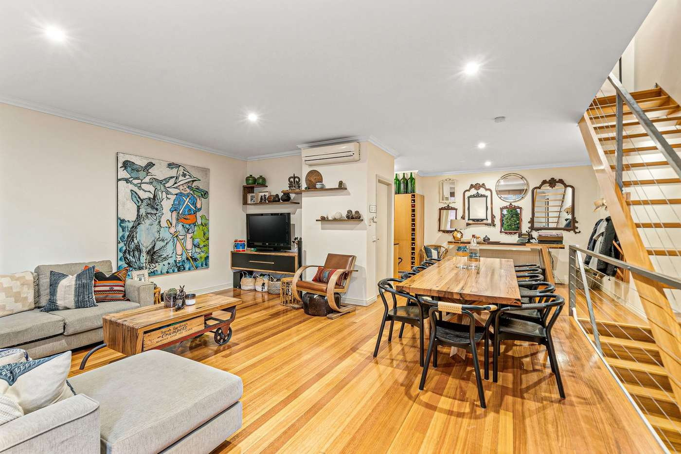 Sixth view of Homely house listing, 23 Guildford Lane, Melbourne VIC 3000