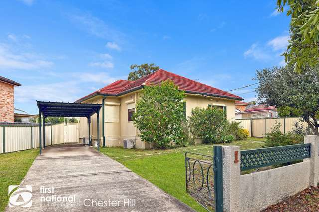 1 Strickland Street, Bass Hill NSW 2197