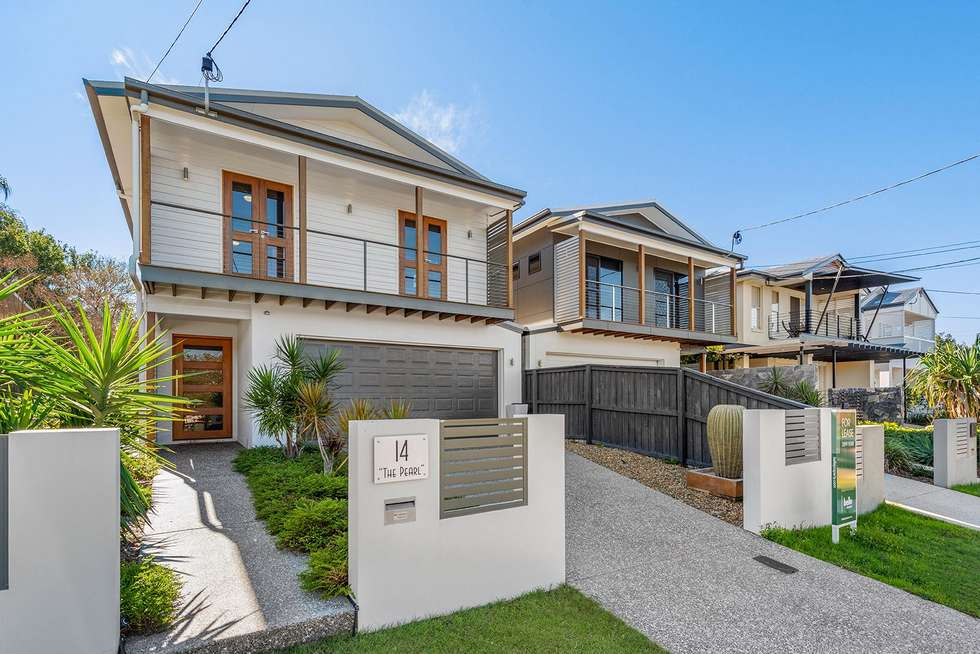 Second view of Homely house listing, 14 Michael Street, Bulimba QLD 4171