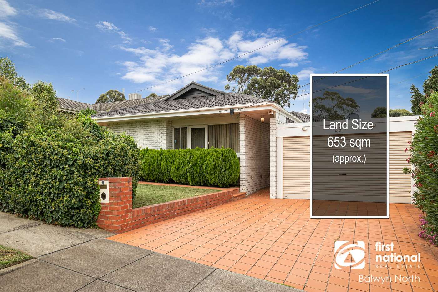 Main view of Homely house listing, 38 Magnolia Drive, Templestowe Lower VIC 3107