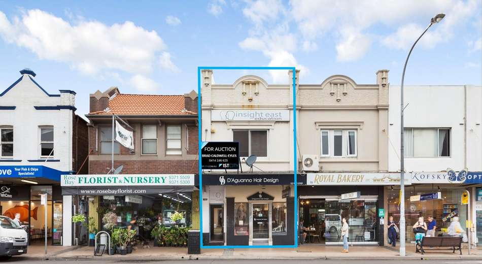 793-795 New South Head Road, Rose Bay NSW 2029