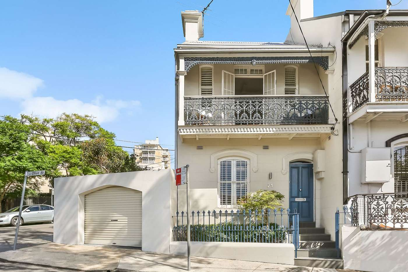Main view of Homely house listing, 21 Olive Street, Paddington NSW 2021