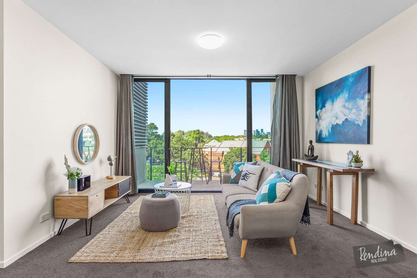 Main view of Homely apartment listing, 223/200 Smithfield Road, Flemington VIC 3031
