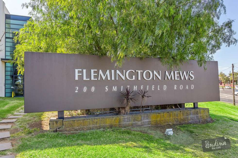 Third view of Homely apartment listing, 223/200 Smithfield Road, Flemington VIC 3031