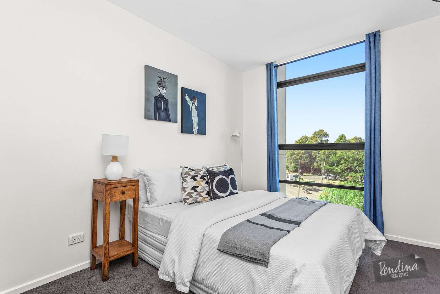 Sixth view of Homely apartment listing, 223/200 Smithfield Road, Flemington VIC 3031