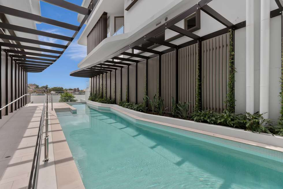 Second view of Homely townhouse listing, 6/39 Byron Street, Bulimba QLD 4171