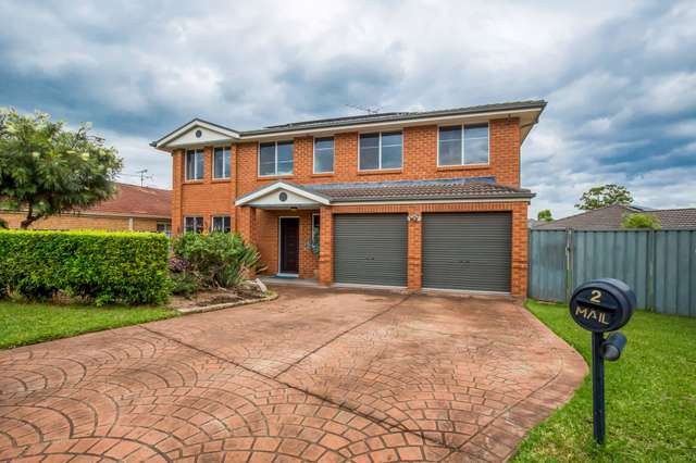 2 Yilki Close, Cranebrook NSW 2749