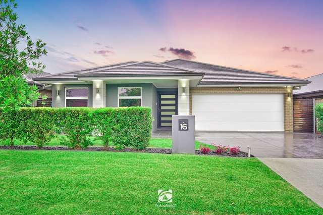 16 Fenwick Street, Gledswood Hills NSW 2557