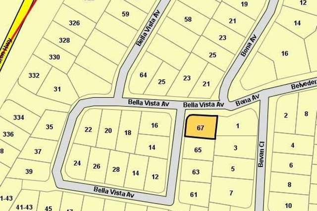 67 Belvedere Avenue, Belvedere QLD 4860