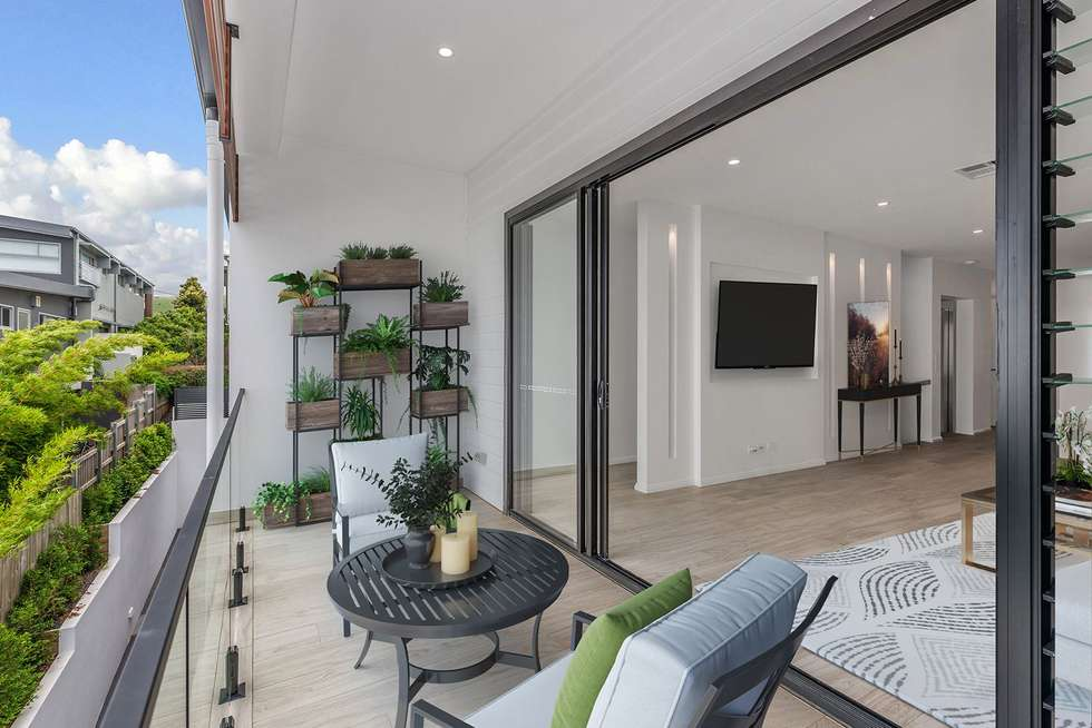 Second view of Homely townhouse listing, 3/48 Monmouth Street, Morningside QLD 4170