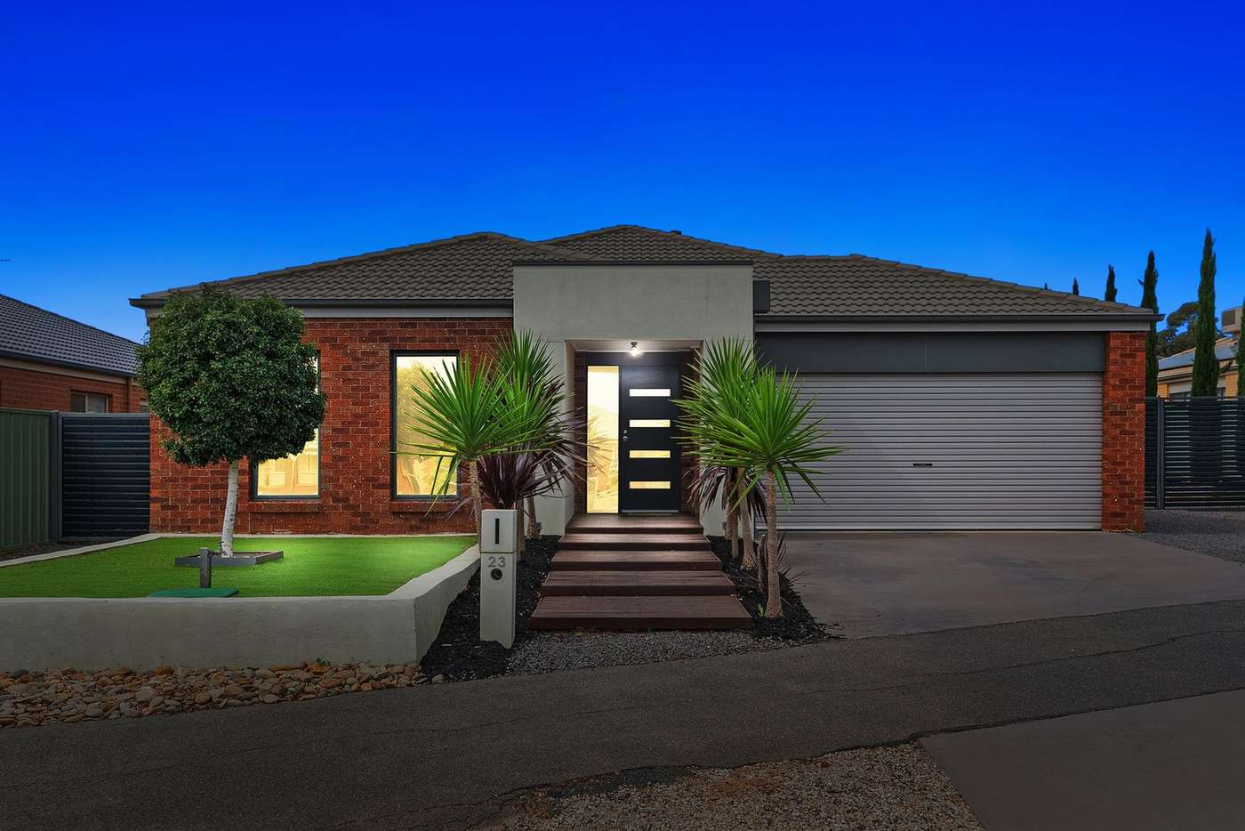 Main view of Homely house listing, 23 Lyndam Avenue, Maiden Gully VIC 3551