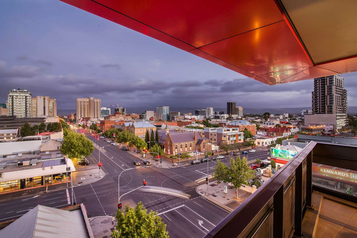 Main view of Homely apartment listing, 505/160 Grote Street, Adelaide SA 5000
