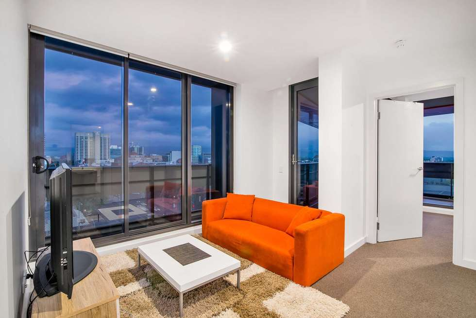 Second view of Homely apartment listing, 505/160 Grote Street, Adelaide SA 5000