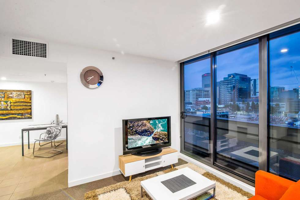 Third view of Homely apartment listing, 505/160 Grote Street, Adelaide SA 5000