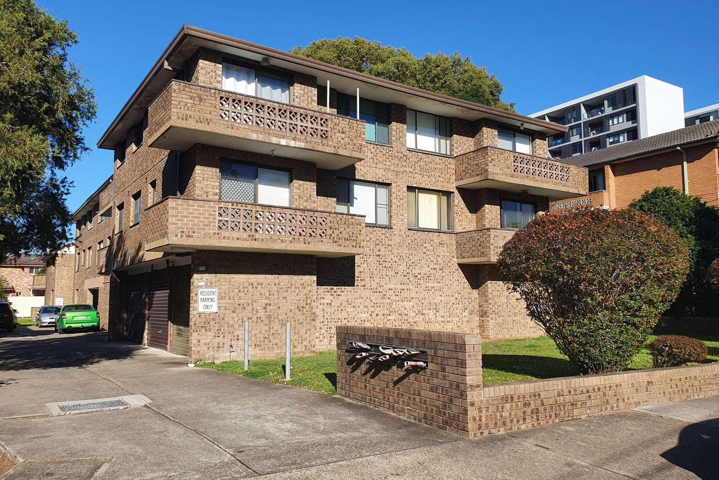 Main view of Homely unit listing, 4/9-11 Doodson Avenue, Lidcombe NSW 2141