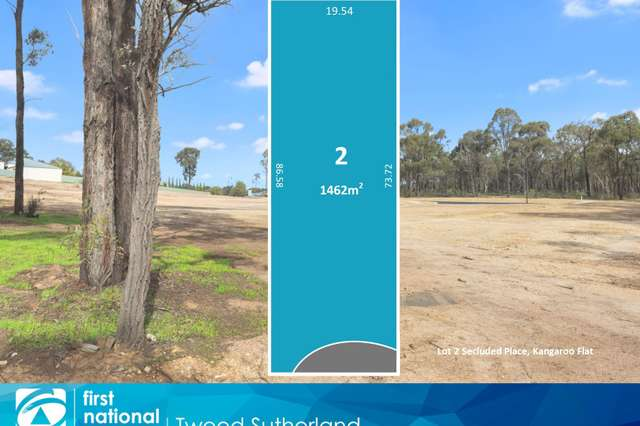 Lot 2 Secluded Place, Kangaroo Flat VIC 3555