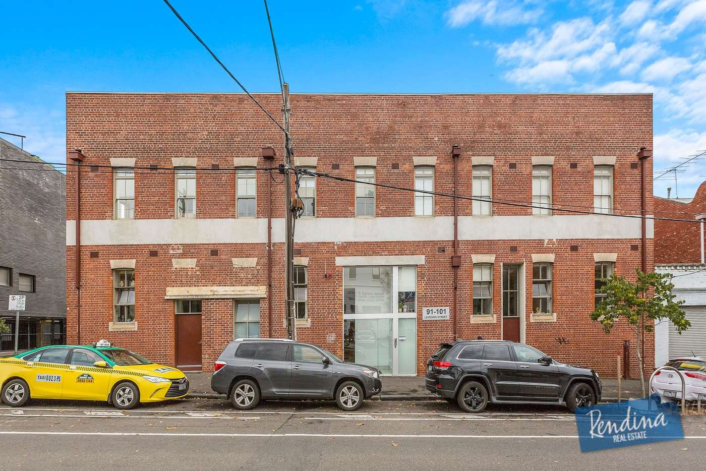 Main view of Homely apartment listing, 11/91-101 Leveson Street, North Melbourne VIC 3051