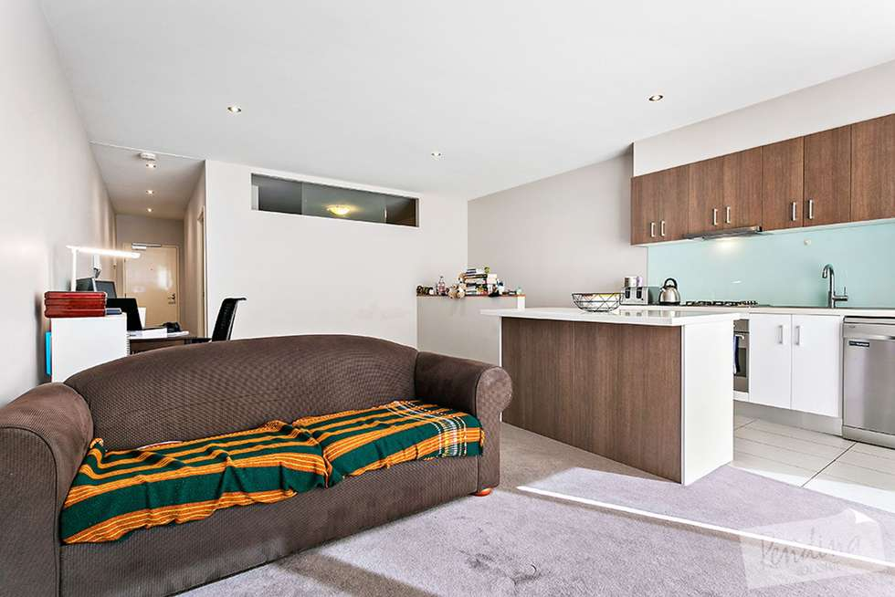 Third view of Homely apartment listing, 11/91-101 Leveson Street, North Melbourne VIC 3051