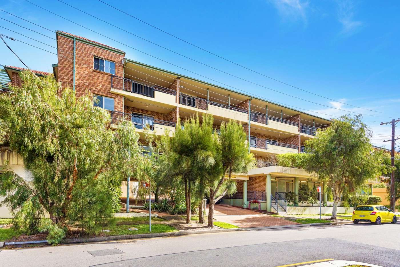 Main view of Homely unit listing, 16/23-29 Gray Street, Sutherland NSW 2232