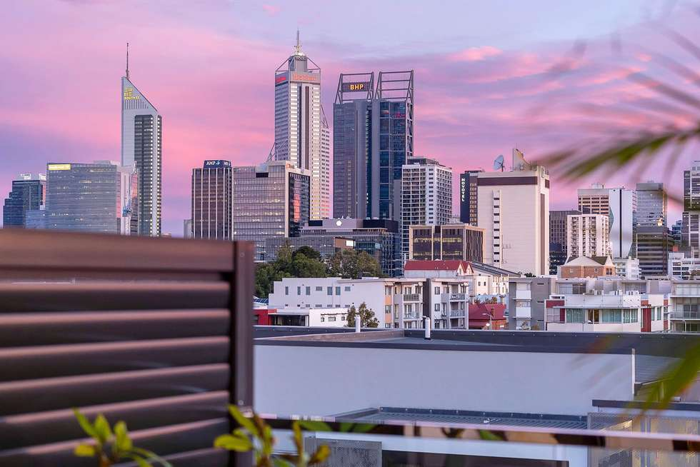 Third view of Homely apartment listing, 28/152 Fitzgerald Street, Perth WA 6000