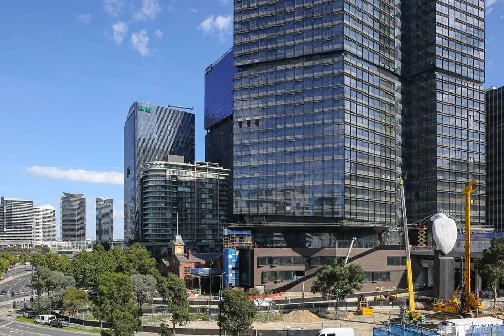 Second view of Homely apartment listing, 111/628 Flinders Street, Docklands VIC 3008