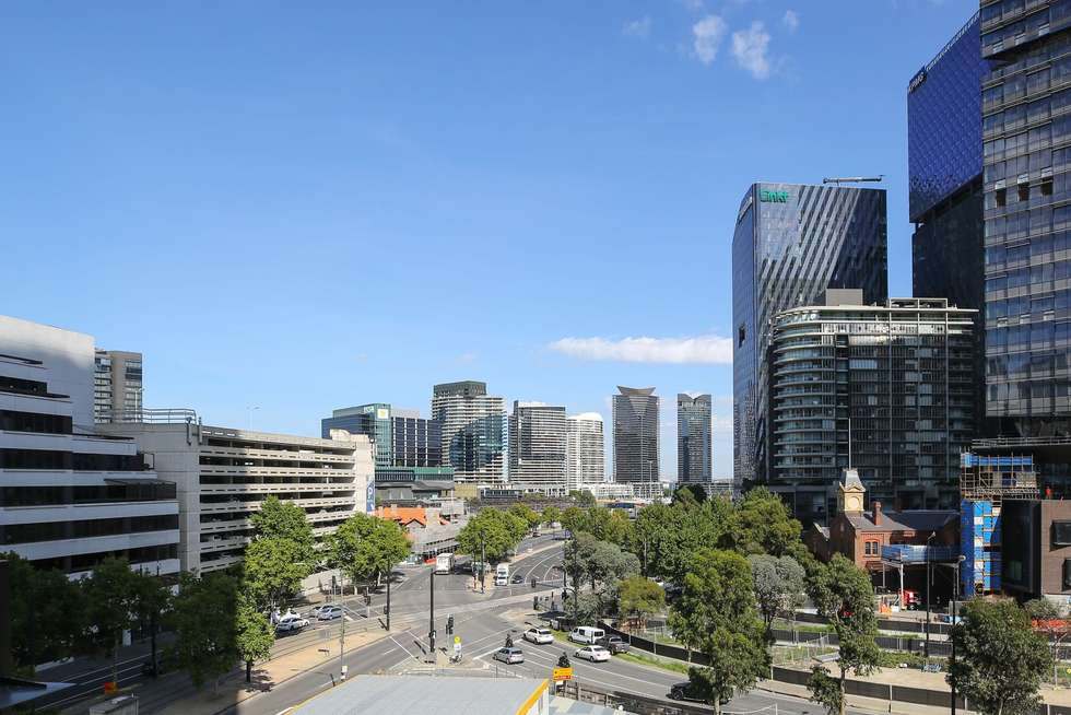 Third view of Homely apartment listing, 111/628 Flinders Street, Docklands VIC 3008