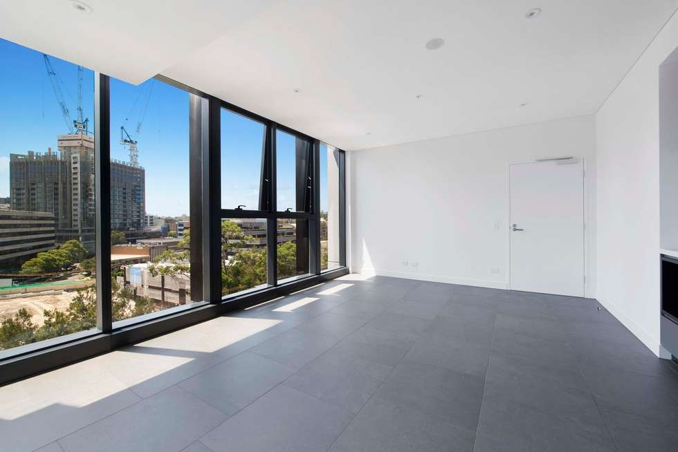 Second view of Homely apartment listing, 1010/1-13 Marshall Avenue, St Leonards NSW 2065